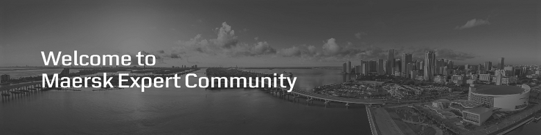 MAERSK EXPERT COMMUNITY